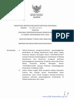 Pmk 197-2016 Pedoman Penyelenggaraan Pembukuan Di Bidang Kepabeanan Dan Cukai