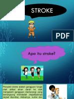 Penyuluhan Stroke Prolanis
