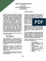 Fundamentals of Liquid Measurement III
