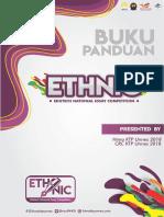 Buku Panduan Ethnic 2018