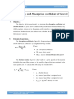 Absolute density and Absorption ceofficient of gravel  .pdf