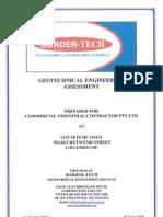 Geotech Report - Border Tech 29 Aug 2009 Part 1