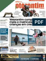 Gazeta de Votorantim, edição n°285