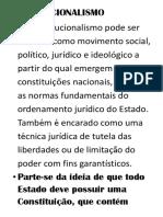 Constitucion Al is Mo