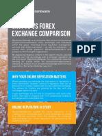 Crypto vs Exchange Comparison