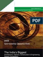 Sponsorship Proposal IAD 09