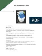 Base de datos de máquinas de pintura.docx