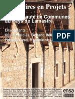 Territoires en Projets 2017 - Communauté de Communes Berg Coiron