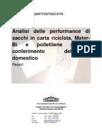 Scuola Agraria Monza Carta Bioplastica