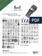 HandiMark Printer Symbols Guide