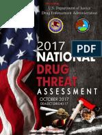 2017 National Drug Threat Assessment