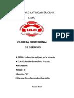UNIVERSIDAD LATINOAMERICANA LA HISTORIA DEL JUEZ.docx