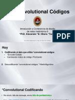 Convolutional Códigos TRADUCIDO