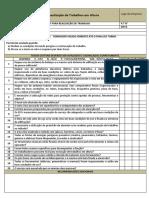 PTA - Permissão Trabalho Altura SNC
