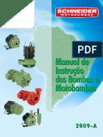 Schneider Manual de Manut e Oper de Bombas