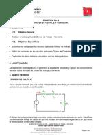 04. Lab04 - Laboratorio de Divisor de Voltaje y Corriente