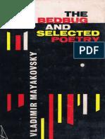 Mayakovsky, Vladimir - Bedbug and Selected Poetry (Weidenfeld and Nicolson, 1961).pdf