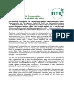 Pressemitteilung TITK Hannover Messe 2018