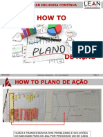 How to Plano de Ação - Programa Lean - Color
