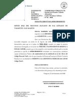 solicita ejecutar apercibimiento- liquidación de devengados.docx