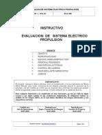 38.- KOP-I-1074-RT Instructivo Evaluación de Sistema Electrico Propulsion (REV.007)