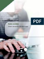 Redes Sociales (Unidad1)