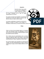 Dioses Mayas Con Img
