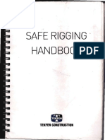 Slings -Shackles-Rigging equipment principles Handbook for industries.pdf