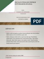 Definisi Etiologi DMF Azlul