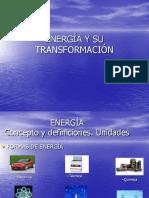 ENERGÍA Y SU TRANSFORMACIÓN.ppt