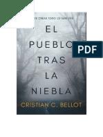 Bellot Cristian C - El Pueblo Tras La Niebla