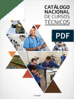 Catalago Nacional de Cursos Tecnico