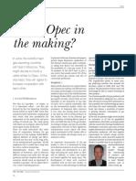 Gas OPEC in Marketing