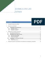 Tema 6. Quimica de Las Disoluciones
