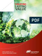 96th Annual Report Ingersoll Rand