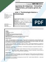 NBR 213-1 - Seguranca de Maquinas Conceitos Fundamentais.pdf