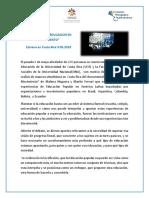 Reseña Estreno en Costa Rica Educación Movimiento