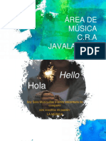 Musica Presentacion
