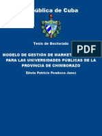 Modelo de Gestion de Marketing - Pombosa Junez, Edwin Patricio