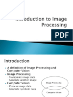 13 - Introduction to Image Processing