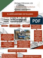 Anticlasicismo Palladio