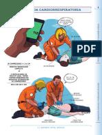 Láminas Parada-Cardiorespiratoria (CRP)
