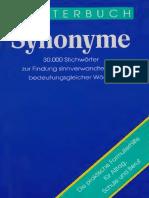 Synonym e