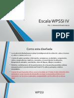Test Wppsi