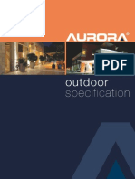 Aurora Outdoor Specification V2
