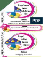 ABC Edisi Warna Dan Jimat Ink (Tracing Alphabets)