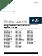 Caterpillar Modulo de Control Relay Programable Senr6588-03