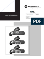 CDM Series Basic Service Manual