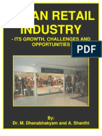 Indian Retail Industry Its Growth Challenges and Opportunities