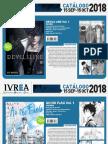Novedades Ivrea 15 Septiembre-15 Octubre 2018